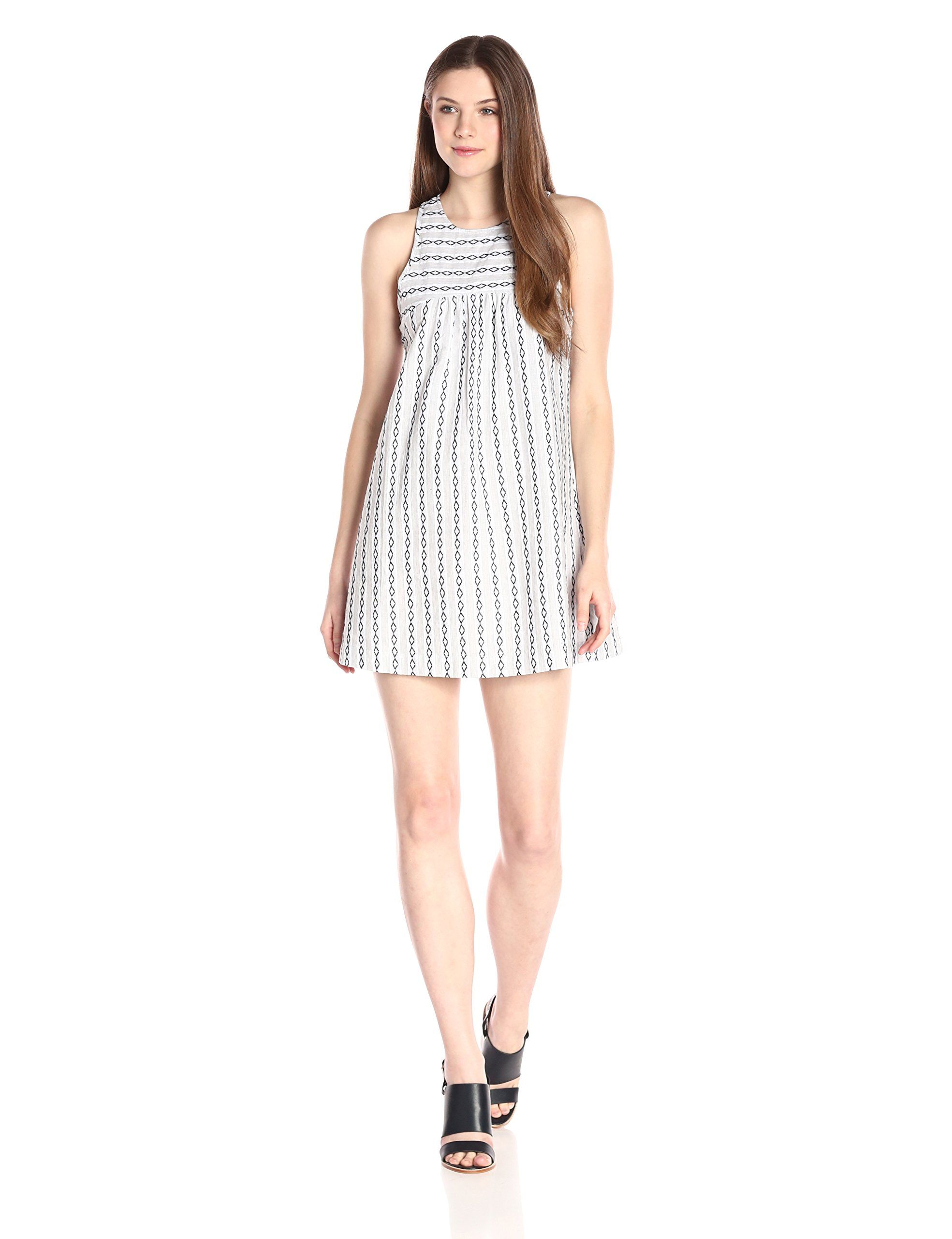 75cd038f98a THMLWomen s Sleeveless Yoke Dress