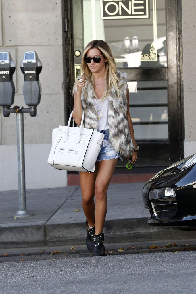 Pin on Ashley Tisdale ~ Candids