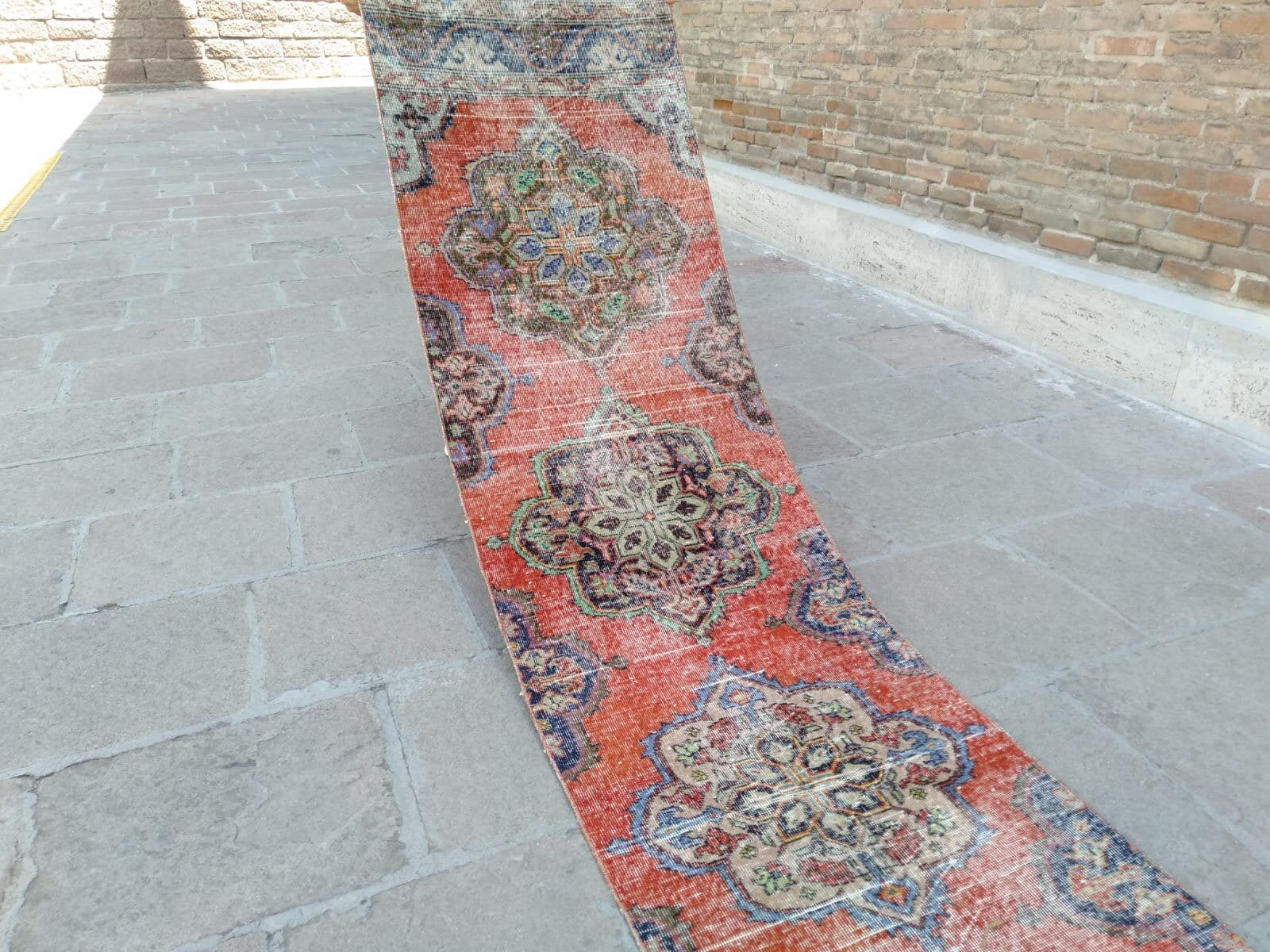 3 X 12 Turkish Carpet Runner Fast And Free Shipping Vintage Rug Runner Oushak Hallway Rug Runner 2 X 12 Runner 2 4 X 12 Ft Runners In 2020 Turkish Carpet Hallway Rug Carpet Runner