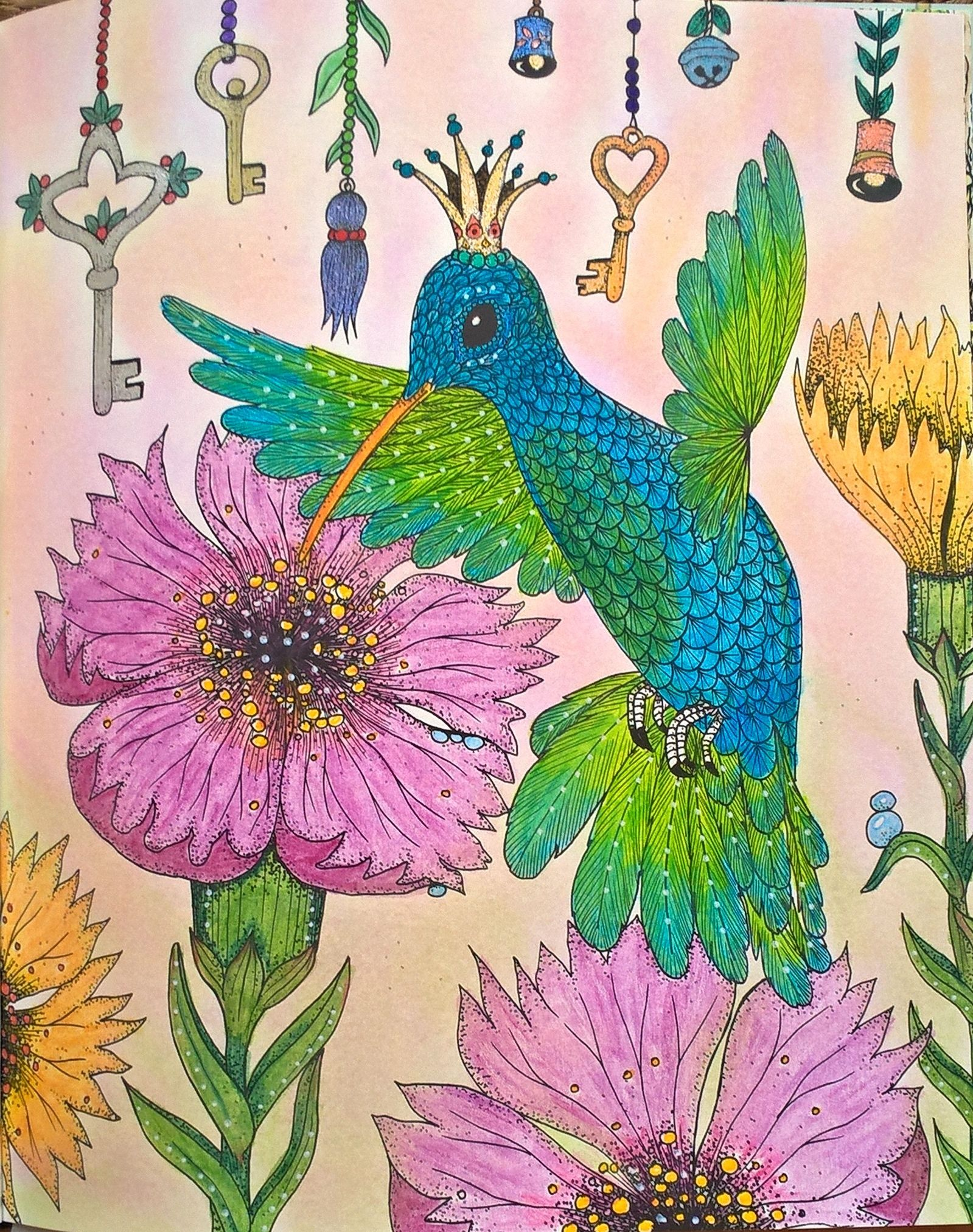 Pin On My Colouring Magical Delights Carovne Lahodnosti