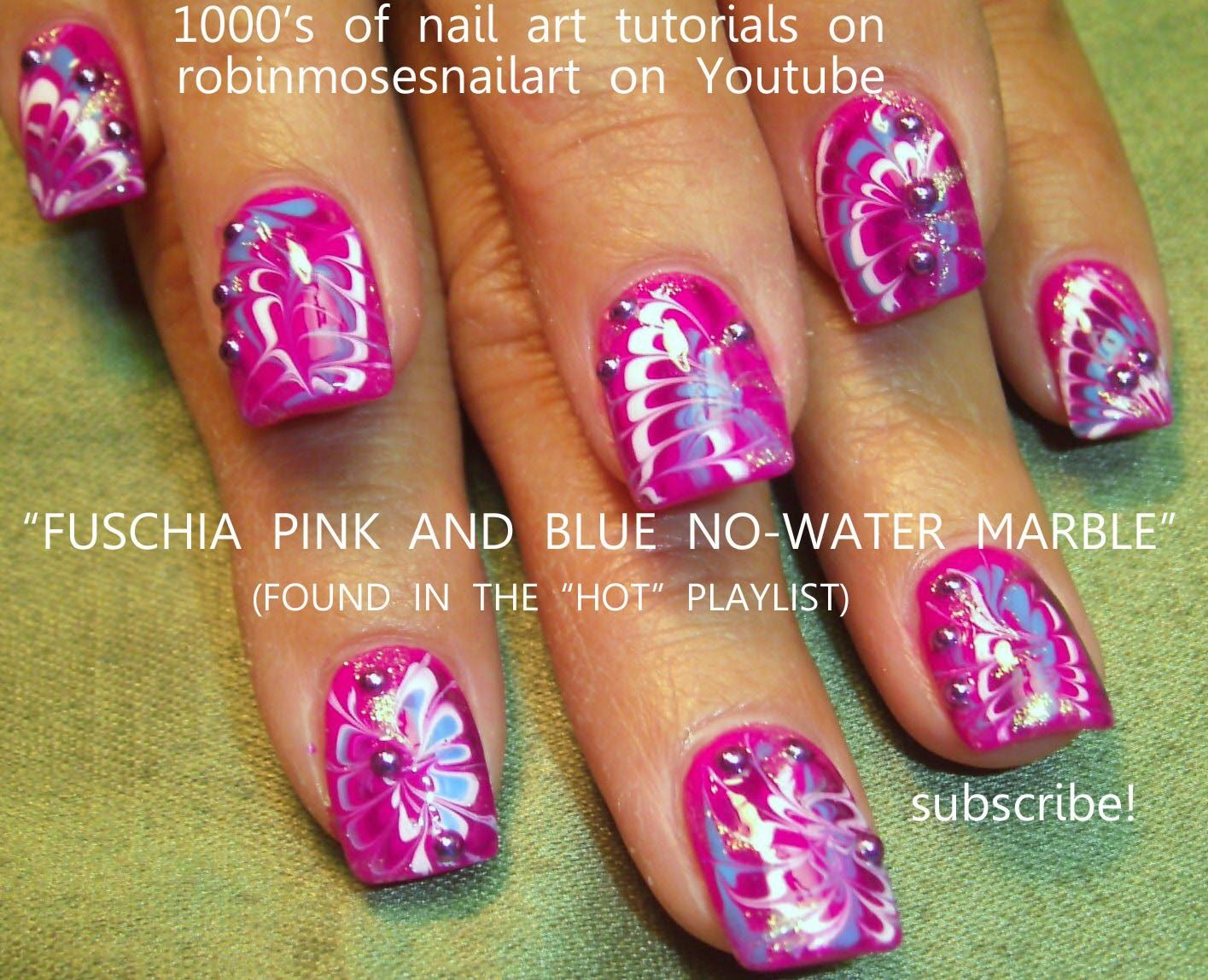 no water marble\
