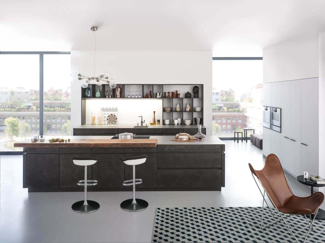 2 kücheninsel-ideen betonküchen  ideen und inspirierende bilder für deine