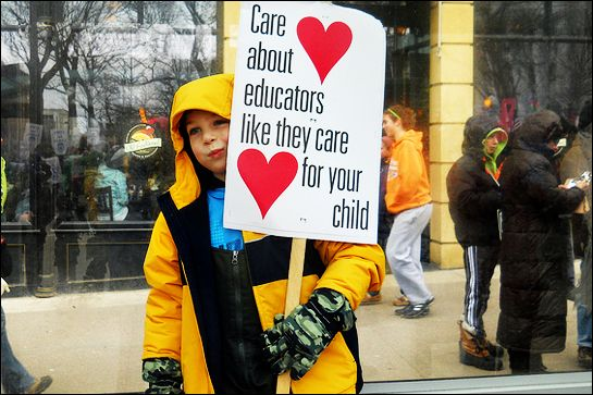 Teachers2 Teachers Strike Protest Signs Teacher Signs