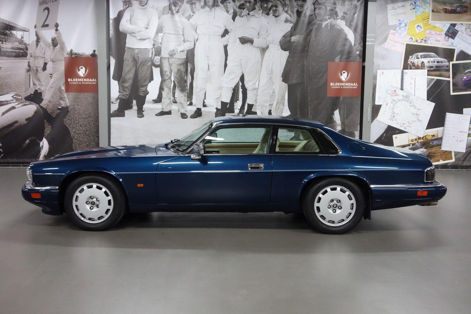 Jaguar xjs coup 4 0