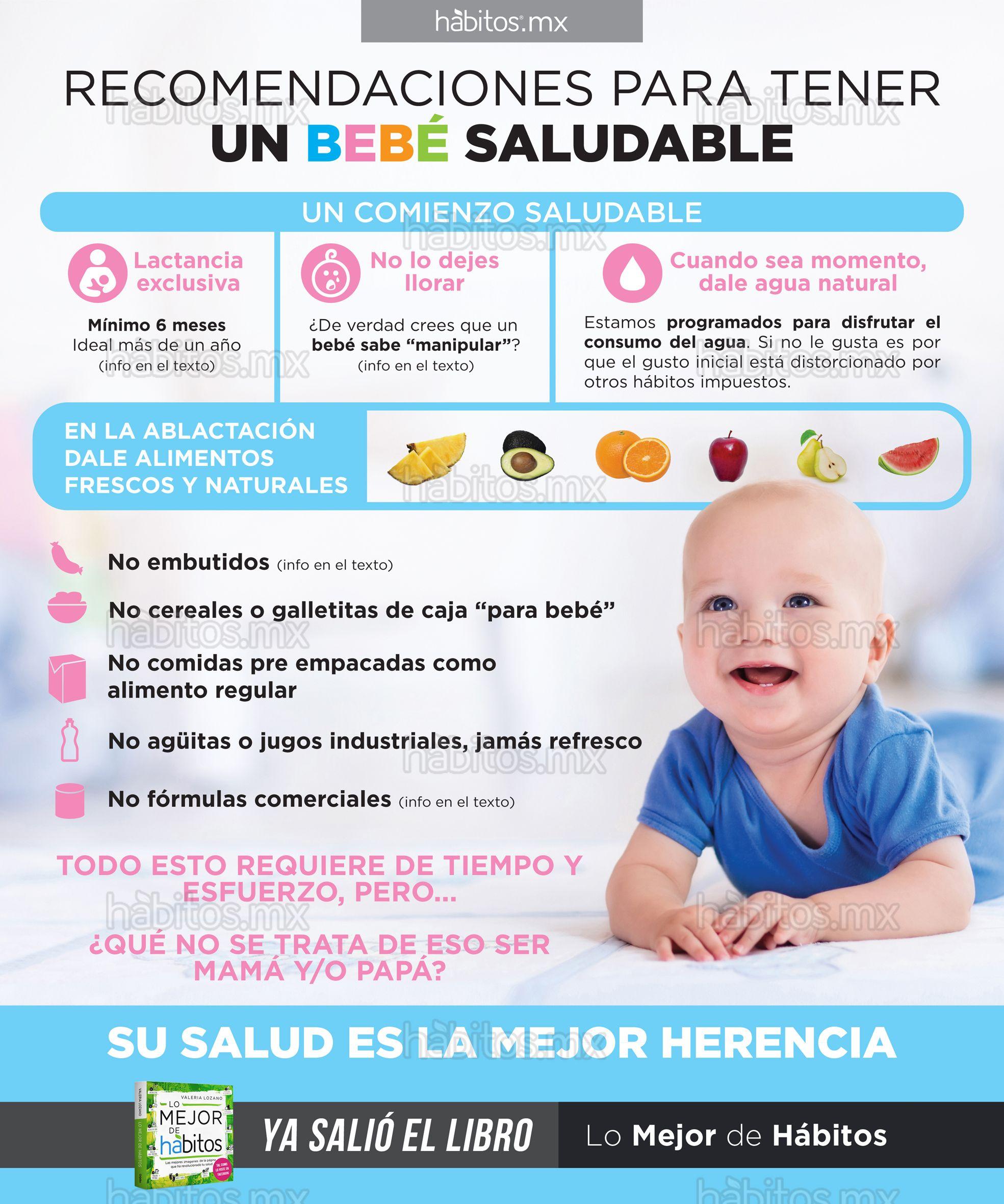Habitos Health Coaching Recomendaciones Para Tener Un Bebe