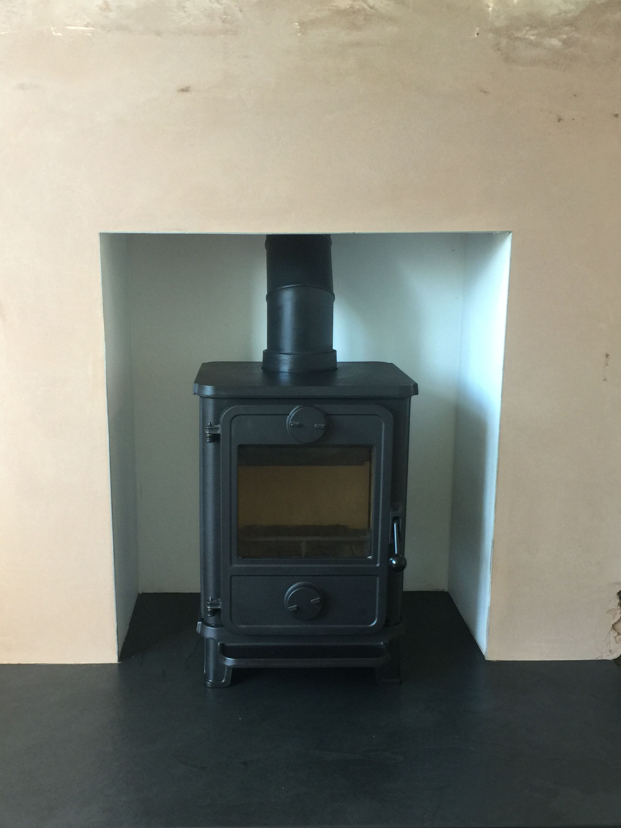 Morso Swift Supplied And Fitted By Cloudside Stoves