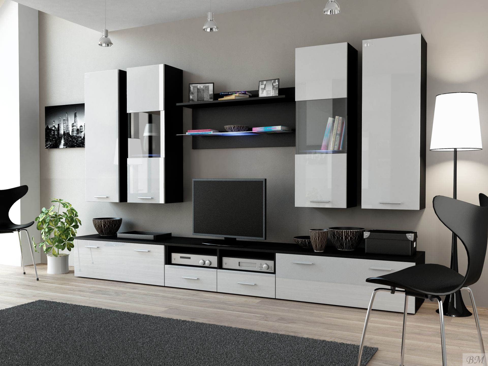 Contemporary entertainment wall units for your living room idea modern wall unit design ideas pictures inspiration and decor modern wall units for living