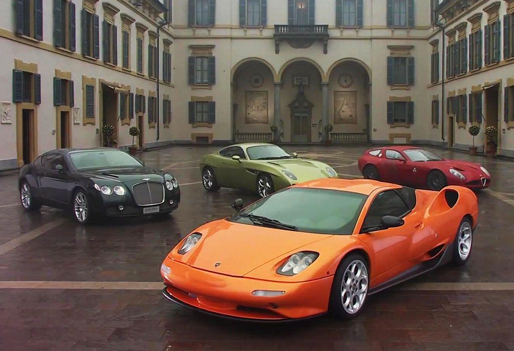 Lamborghini Canto Zagato Cars Lamborghini Concept Cars Cars