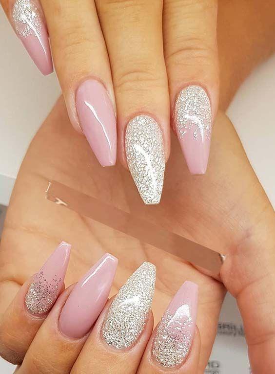 Pretty nail art design #nails