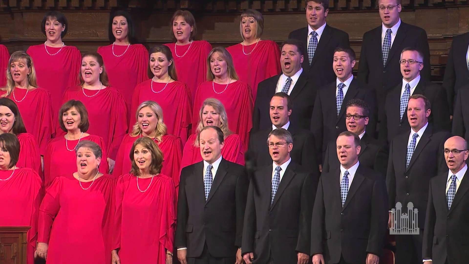 Hallelujah Chorus - Mormon Tabernacle Choir Handel wrote the entire ...