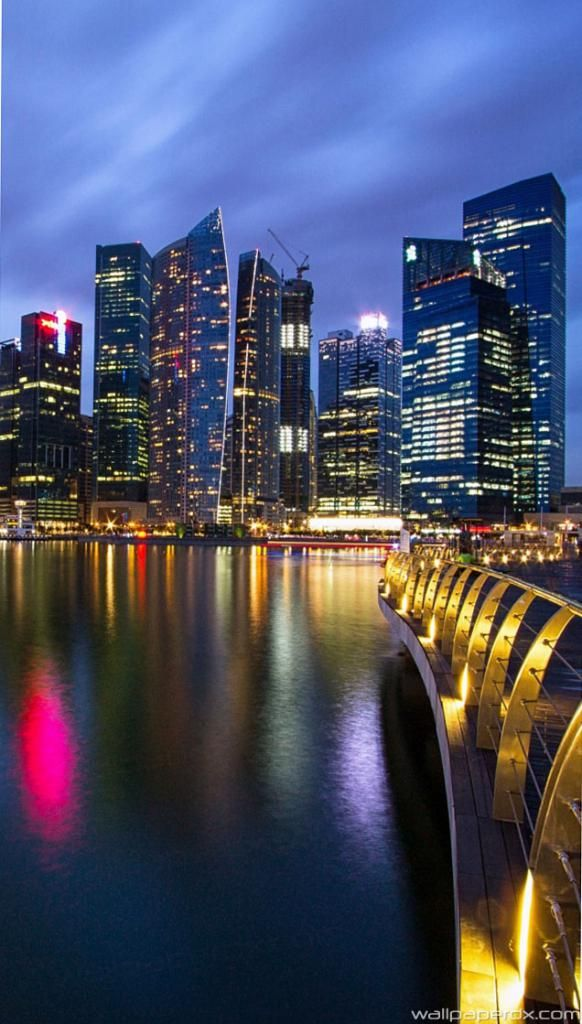 4k Iphone X Wallpaper Night Cityscape Hong Kong City 4k Hd Cheap Places To Travel Travel Pictures Romantic Honeymoon Destinations