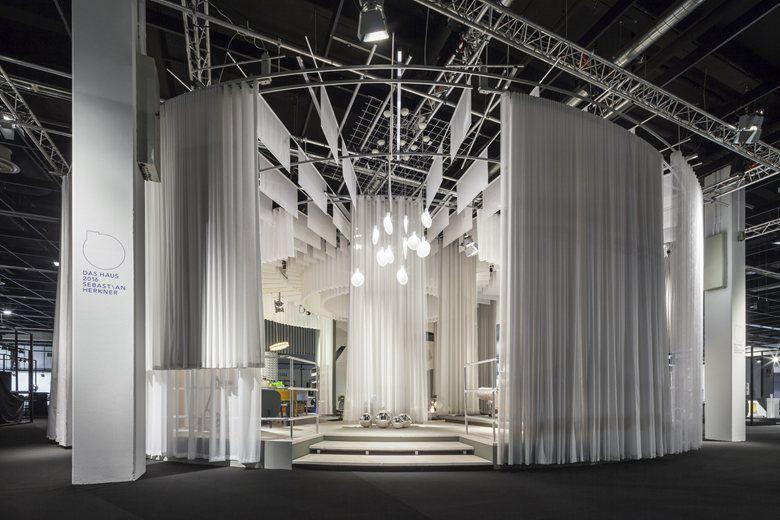 Das Haus – Interiors on Stage 2016, Cologne, 2016 - Sebastian Herkner
