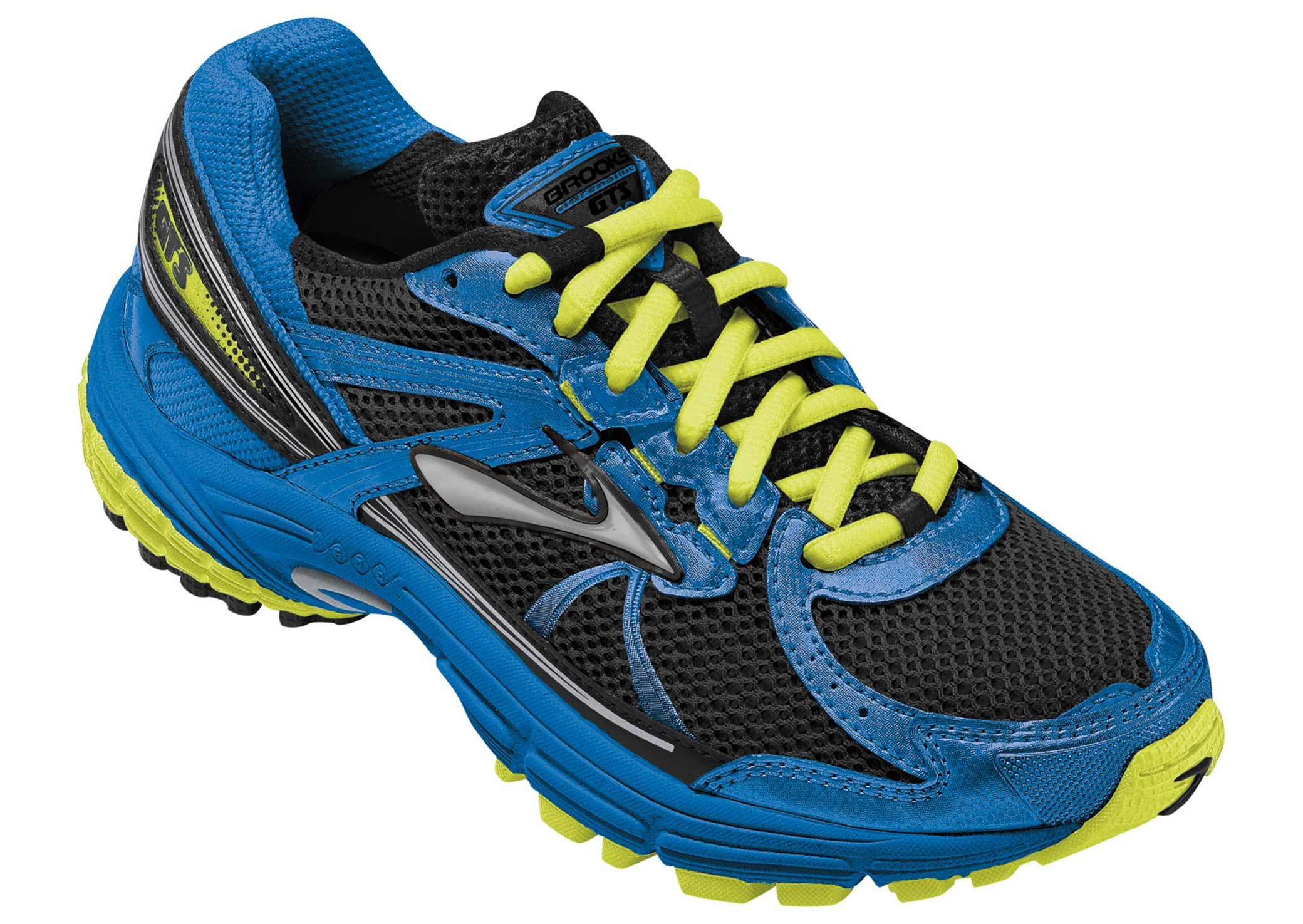 d4ad197d903 Brooks Kids Adrenaline GTS  running shoe for boys with Brooks DNA adaptive  cushioning
