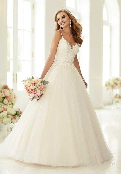 Stella York Princess Style Wedding Dresses Ball Gowns Wedding Princess Wedding Dresses