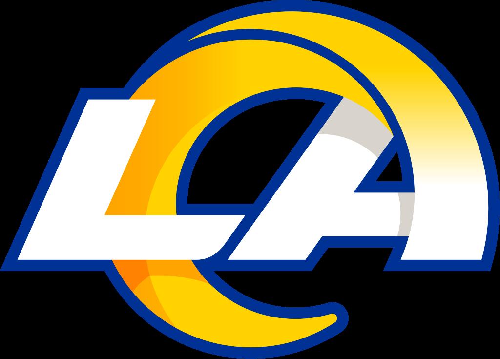 Los Angeles Rams Logo In 2020 Los Angeles Rams Logo Nfl Teams Logos Logos