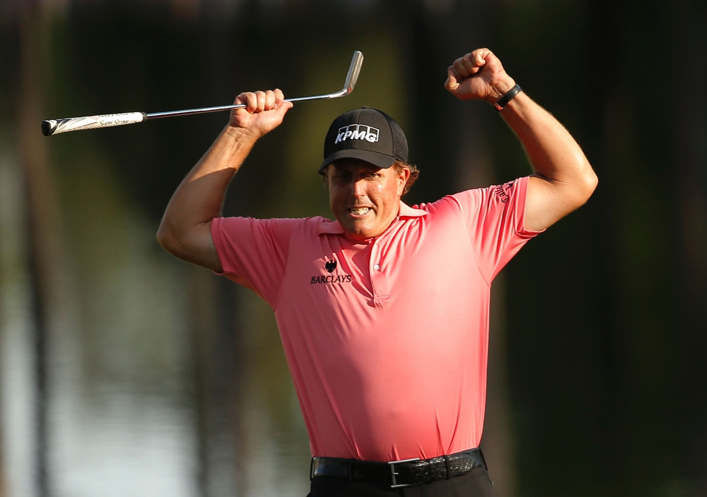 Phil Mickelson - BRIAN SNYDER/Reuters