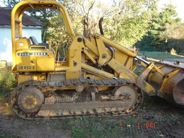 john deere 450c crawler loader bulldozer service technical manual rh pinterest com john deere 450 dozer operators manual john deere 450 dozer operators manual