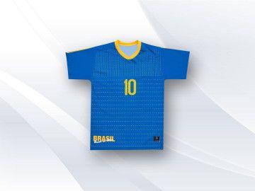 b09947a8b2 Camiseta Brasil Copa do Mundo VC1102 Camiseta esportiva promocional seleção