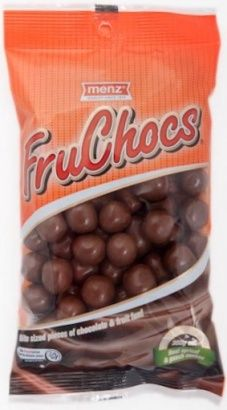 Menz FruChocs   Robern Menz • Adelaide's famous and utterly morish