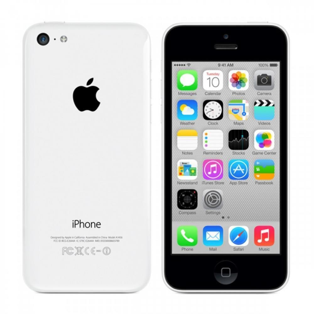Apple iPhone 5c 8GB White (Boost Mobile) Smartphone