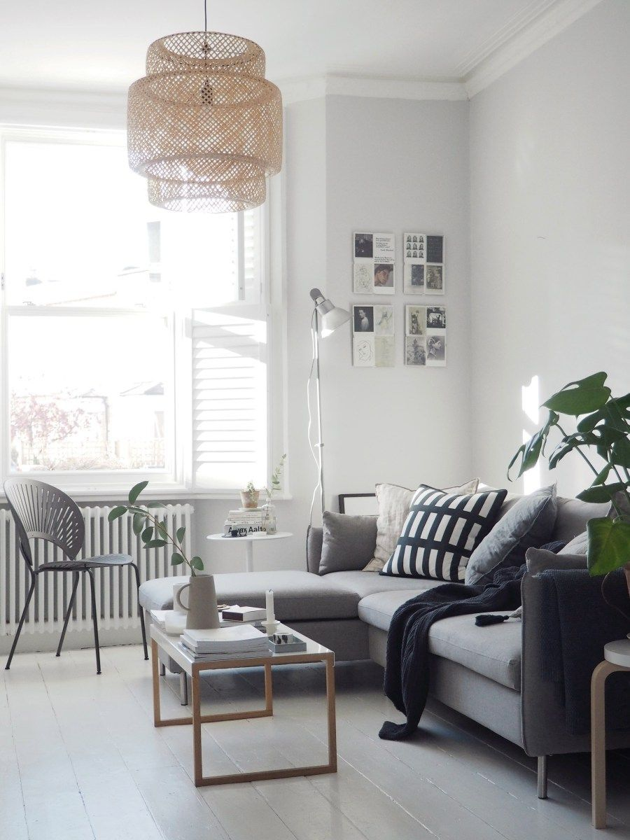 Light scandi living room celebrating the th anniversary of nanna ditzel   trinidad chair for fredericia  video with elle decoration denmark also rh pinterest