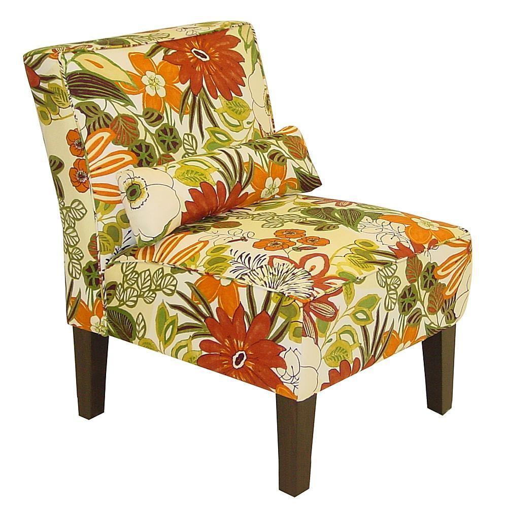 Lilith armless chair