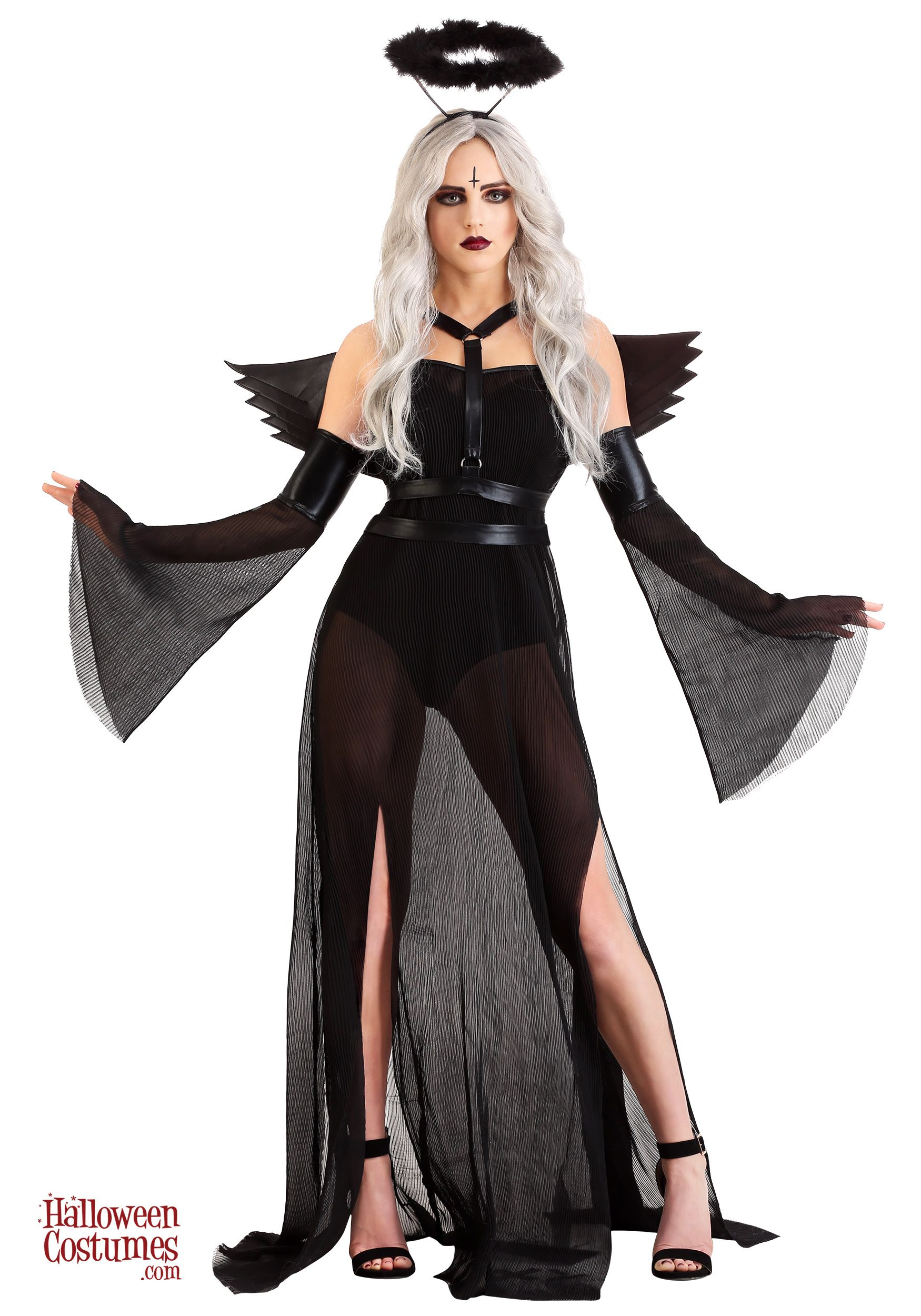 Fallen Angel Costume for Women Angel costume women