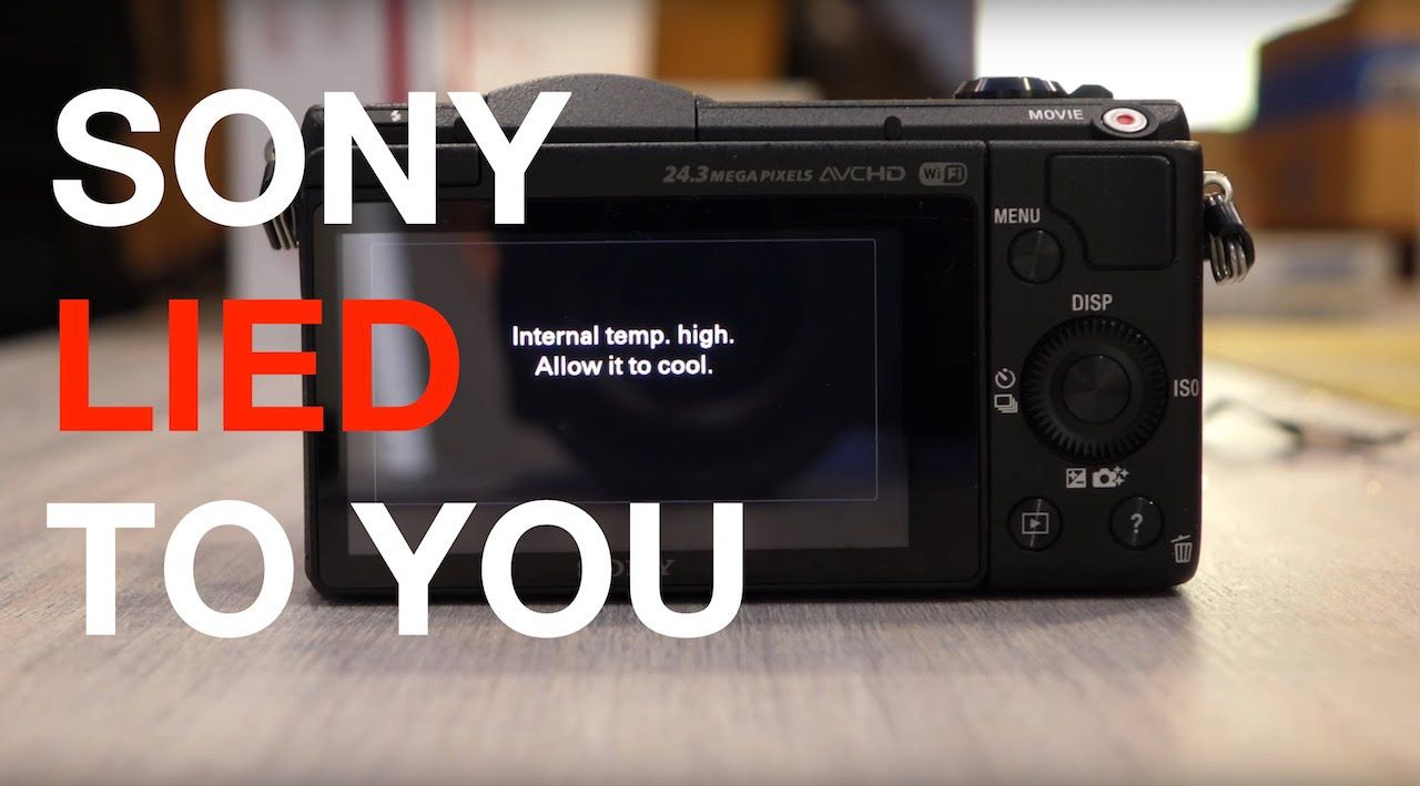 Sony a5100  Best Vlogging Camera - Think Again - YouTube
