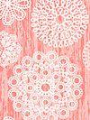 Brambleberry Ridge DC6461-CORA Fabric by Violet Craft