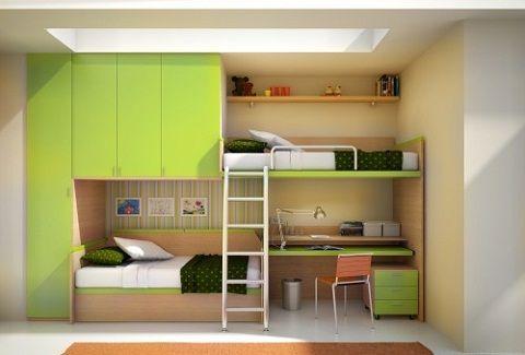 literas Dormitorios Juvenil Pinterest Litera Armario y Pequeos