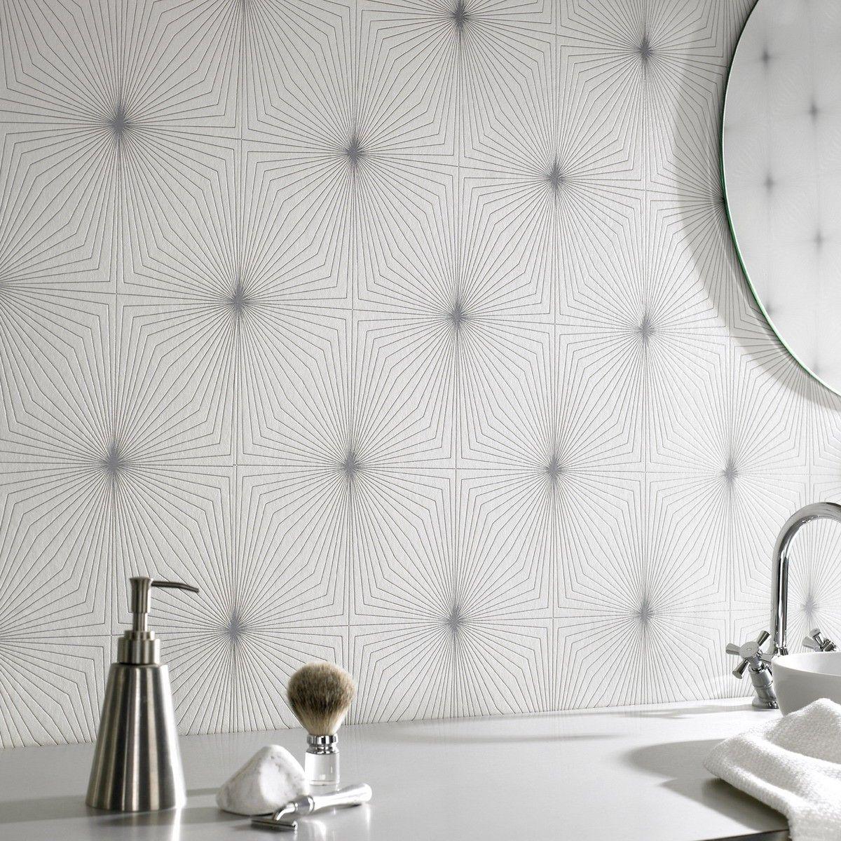 Waterproof Bathroom Wallpaper Ideas For Wetrooms