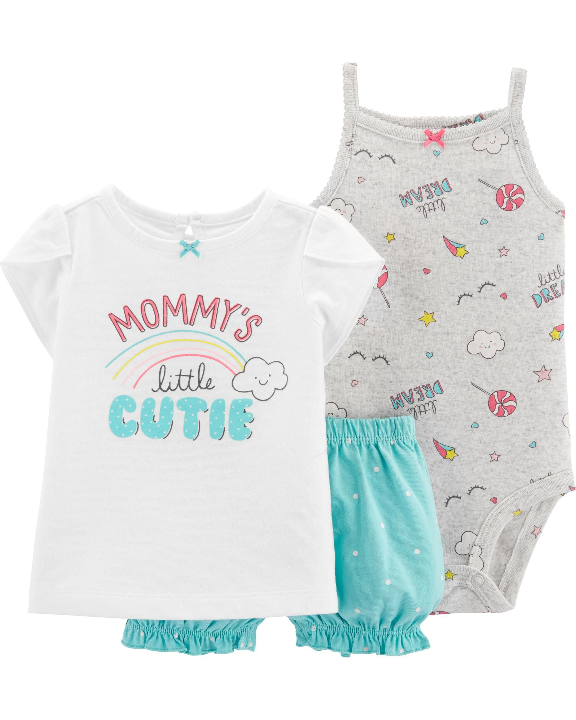 دفعة يرتبط تناقض carters baby girl summer clothes