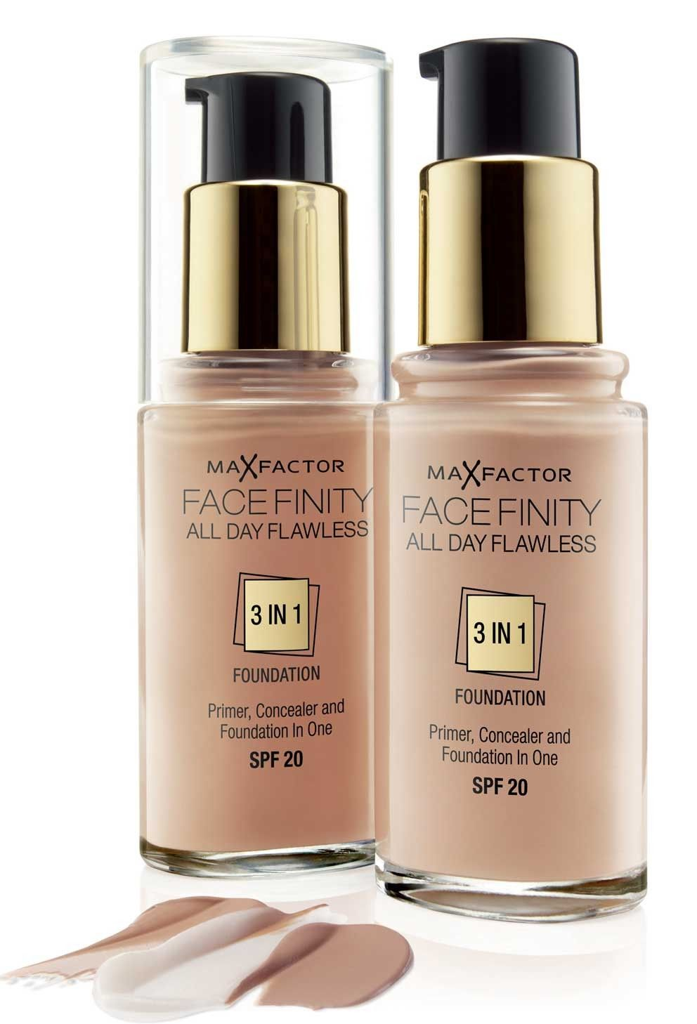 maquillaje max factor facefinity