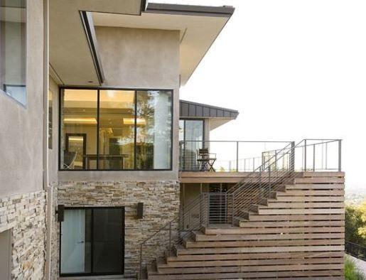 Escaleras para casas de 2 pisos | Escaleras | Pinterest | Modelos de ...