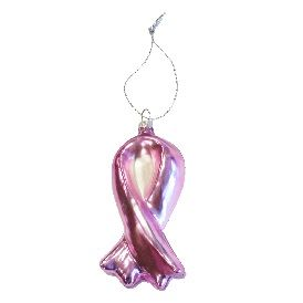 Foster care awareness ribbon ornament