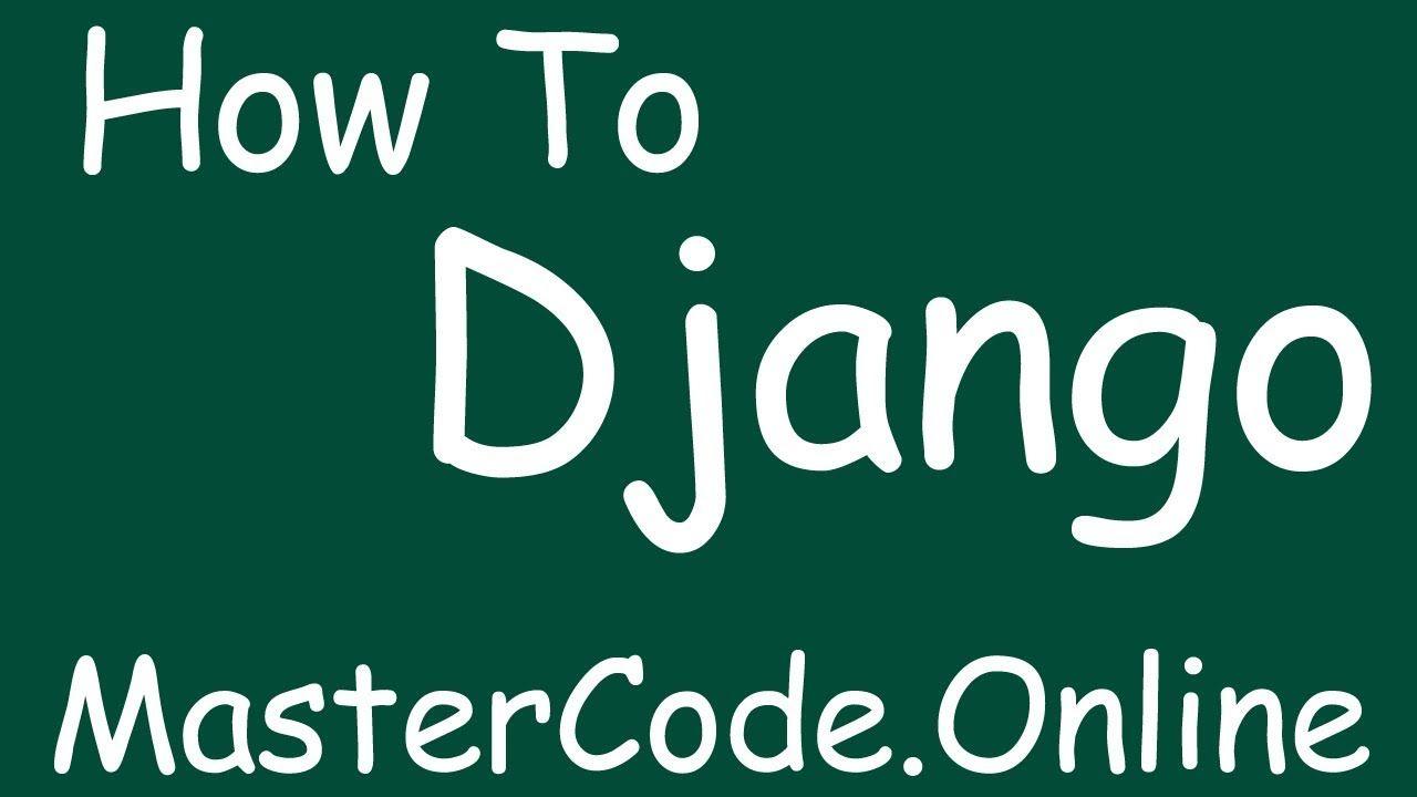 Create a Category View and Template in Django   Django Tutorials ...
