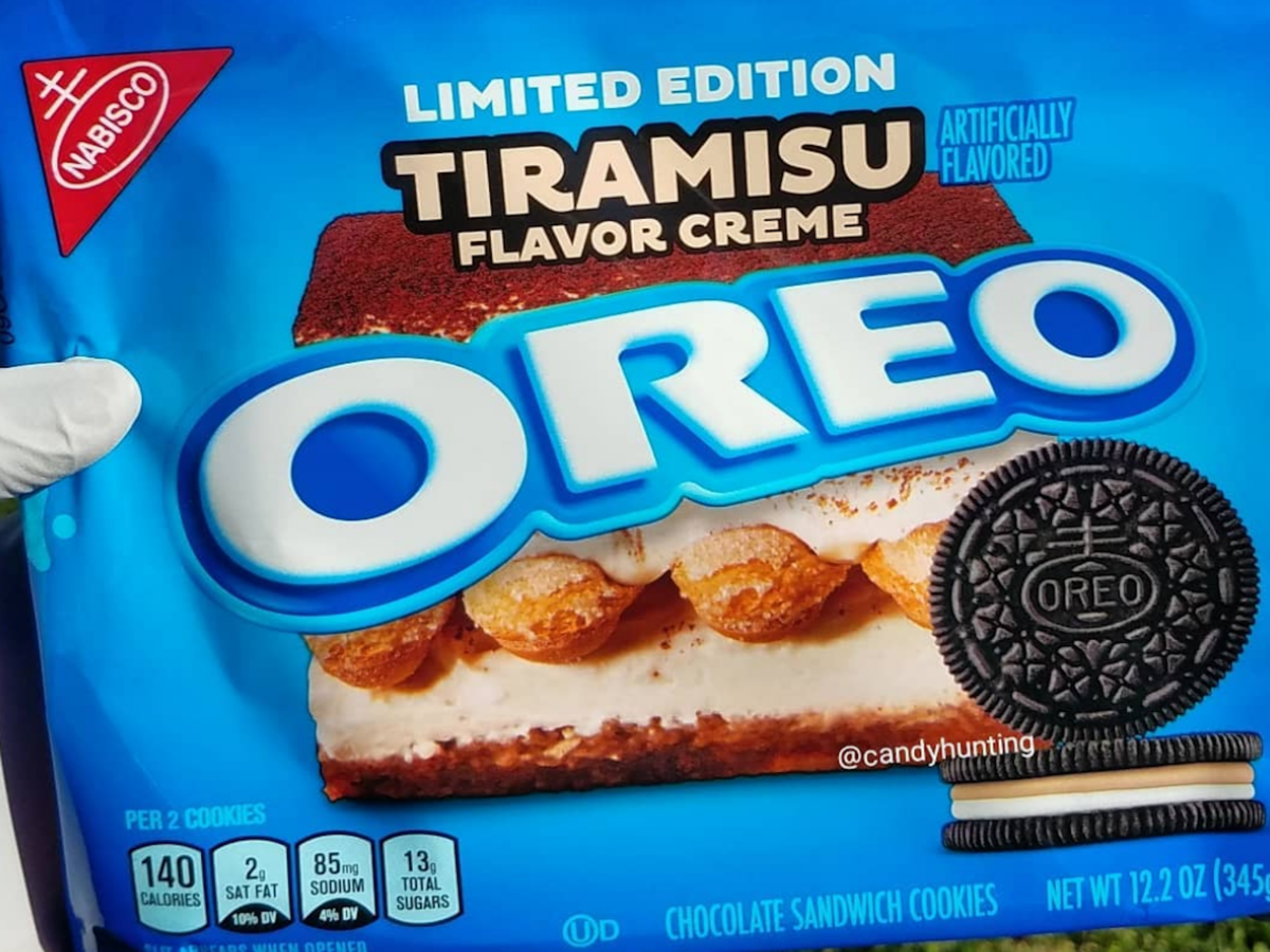 Tiramisu Oreos Are Here To Give You Another Excuse To Feed Your Sweet Tooth