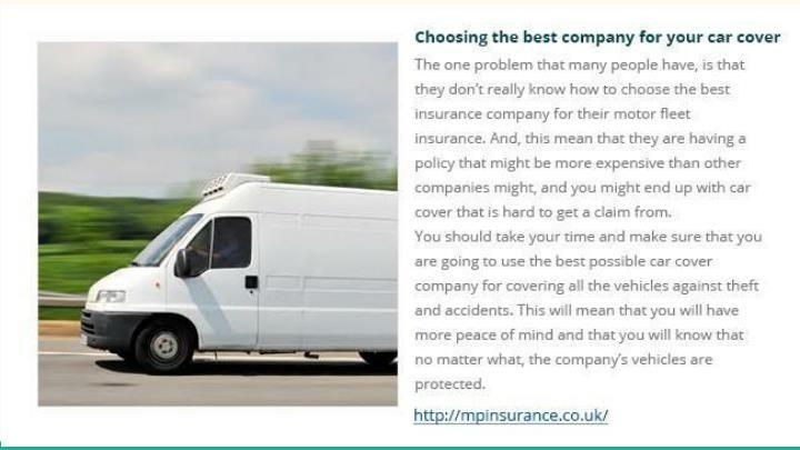 Company car fleet insurance car best insurance good
