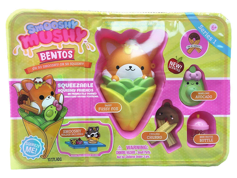 Amazon.com: Smooshy Mushy Bento Box Collectible Figure: Toys & Games Emma s Wish List ...