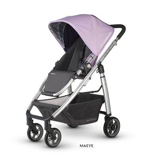 UPPAbaby Cruz in Lavender (With images) | Uppababy ...