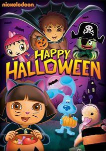 Happy Halloween Dvd Nick Jr Dora Diego Wonder Pets Blue Nihao Kai