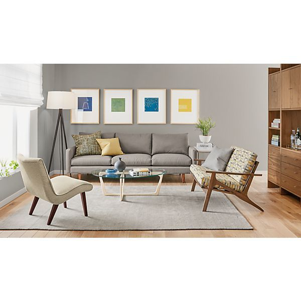 Jasper Sofa With Sanna Sofa & Delia Chair
