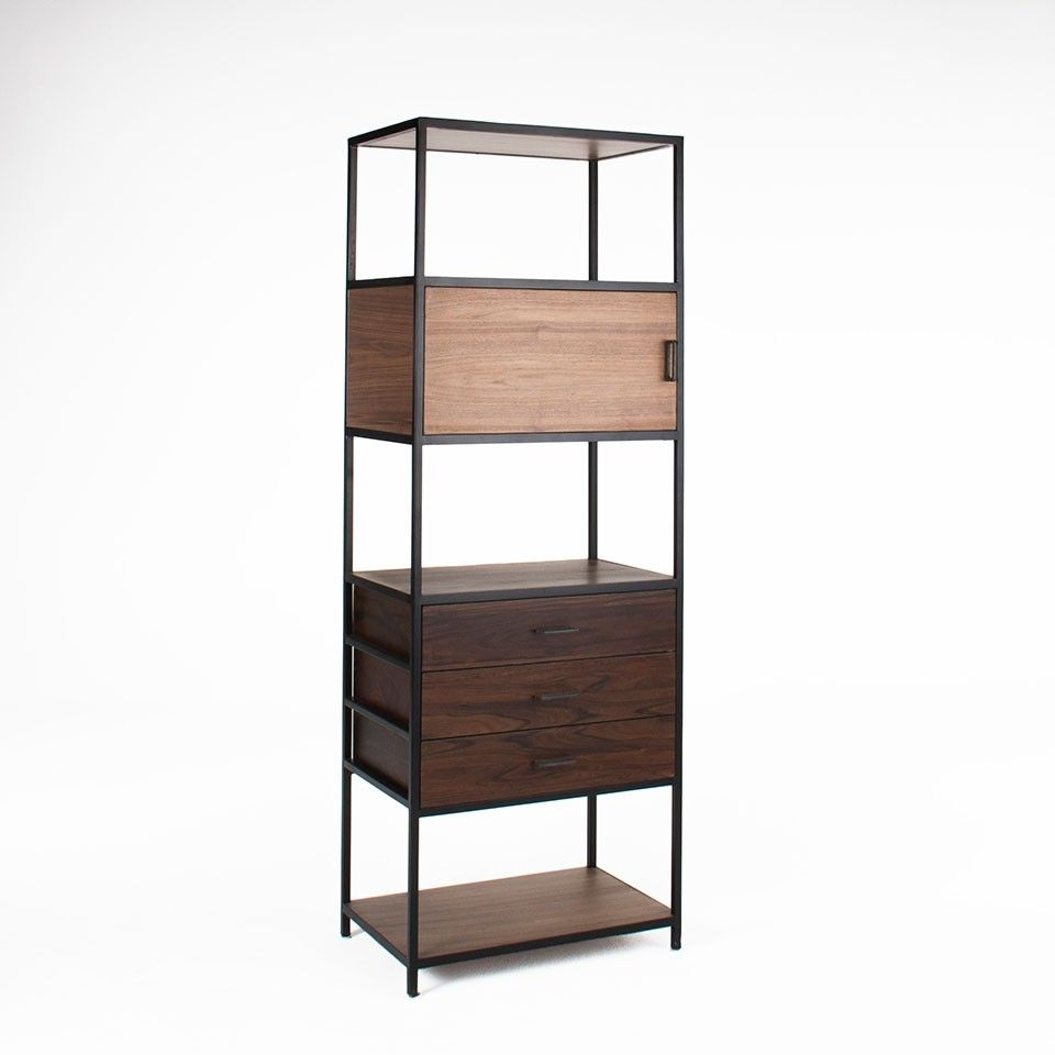 Kent Bookcase Bookcases Shelving Storage Office Hd