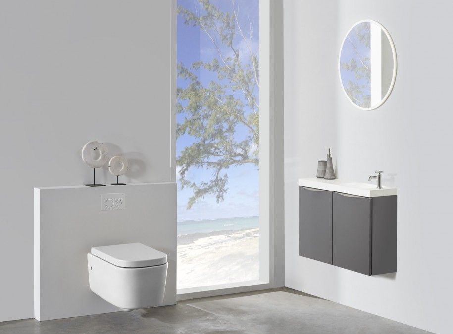 Kwaliteits badkamermeubelen geproduceerd in belgië moderne
