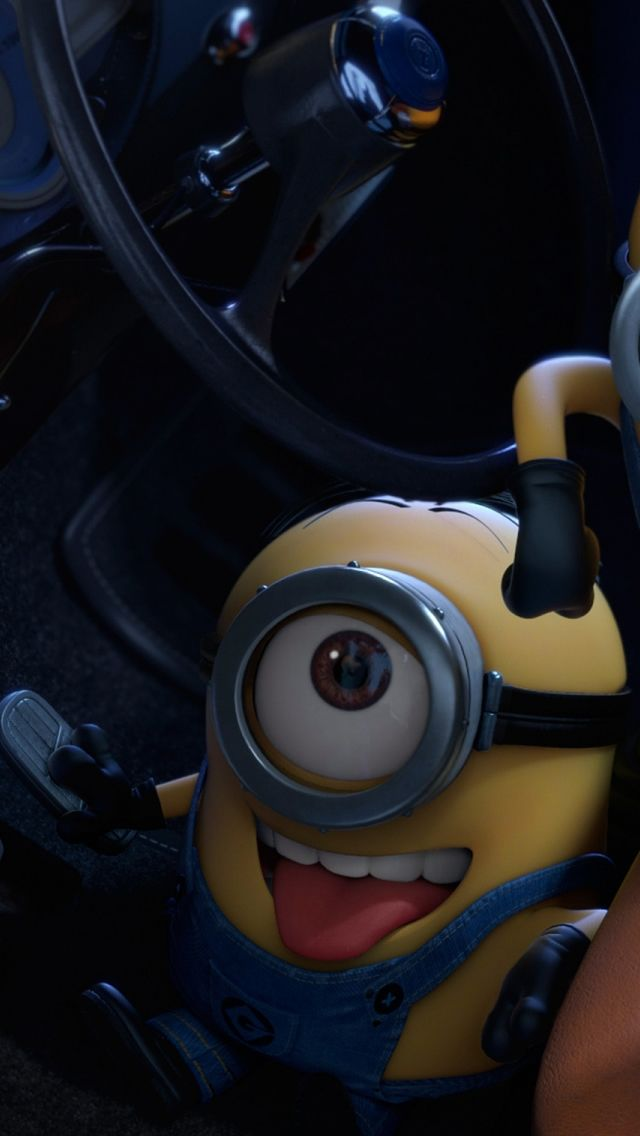 Minions iPhone Wallpapers