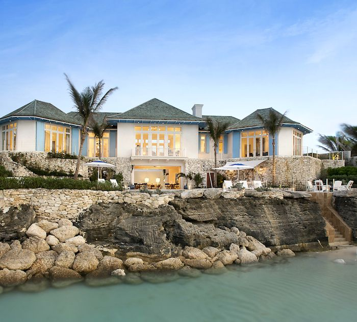 Bahamas Beach House: Bahama's Villa...dreams Of Ocean Front House
