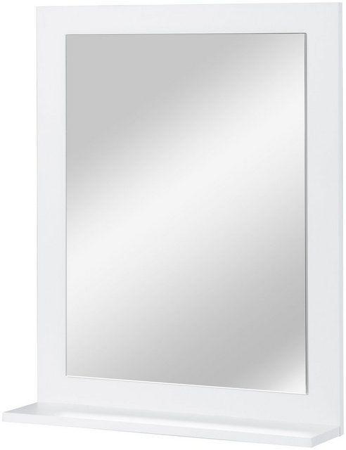 Badspiegel Baja 58 5 Cm Breit Mit Ablage Badspiegel Spiegel Mit Ablage Spiegel