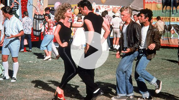 Iconic Movie Looks Iconic movies and Fashion - greaser halloween costume ideas