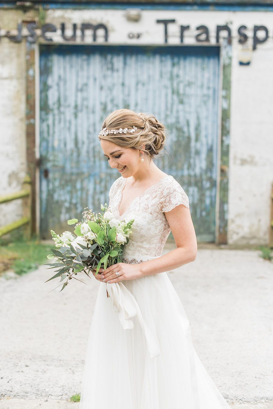 The Sweetest Wedding At The 18th Century Millhouse In Ireland Wedding Bridal Beauty Flower Girl Dresses [ 1348 x 900 Pixel ]