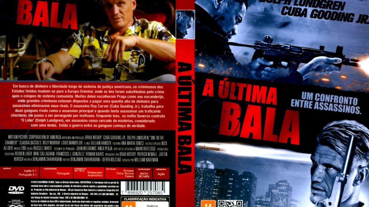 A Última Bala com Dolph Lundgren e Cuba Gooding Jr